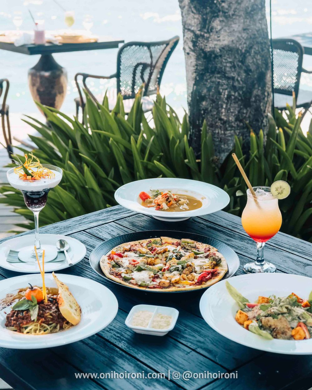 2 Menu alacarte olah-olah restaurant Sudamala Suites & Villas Senggigi, Lombok
