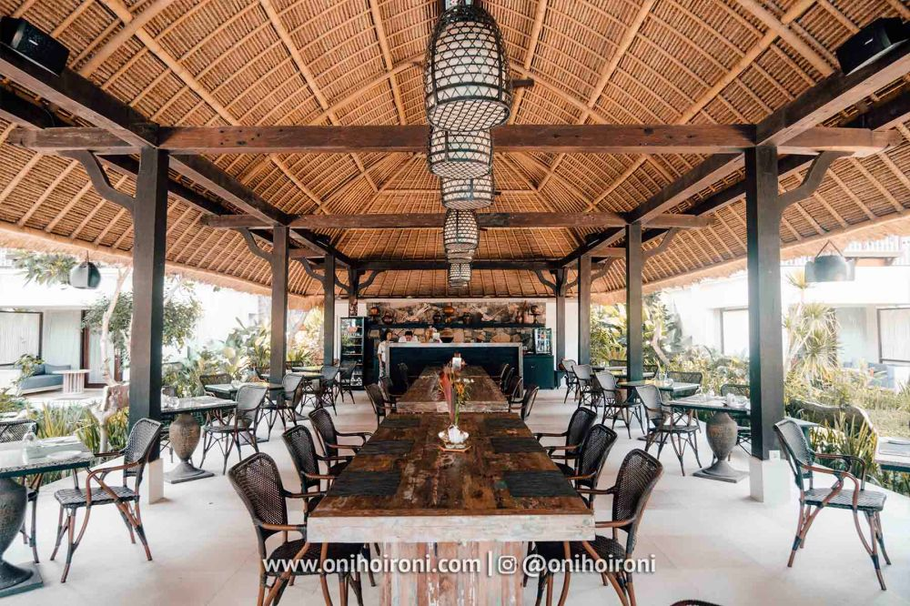 2 Olah-olah restaurant Sudamala Suites & Villas Senggigi, Lombok