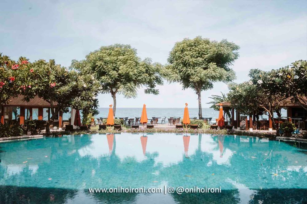 2 Swimming Pool Sudamala Suites & Villas Senggigi, Lombok