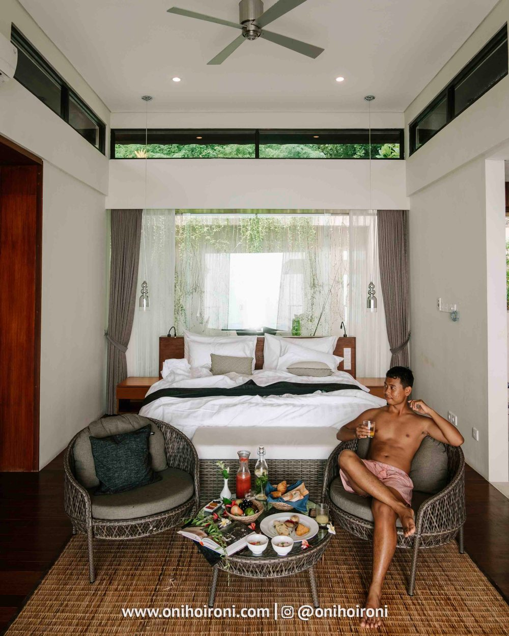 2Private Villareview Wyndham Sundancer Resort Lombok onihoironi