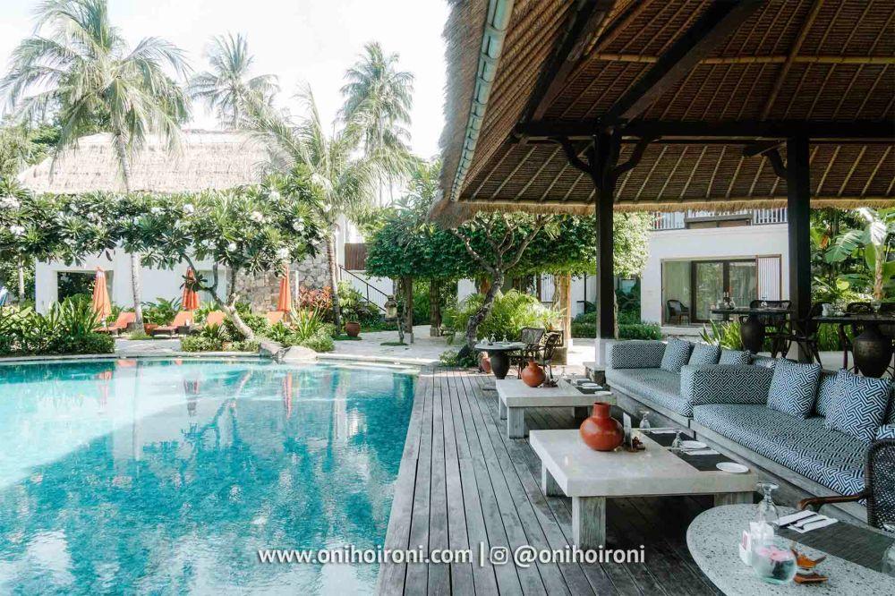 3 Olah-olah restaurant Sudamala Suites & Villas Senggigi, Lombok
