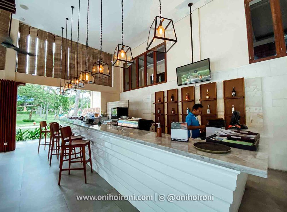 3 Restaurant review Wyndham Sundancer Resort Lombok onihoironi