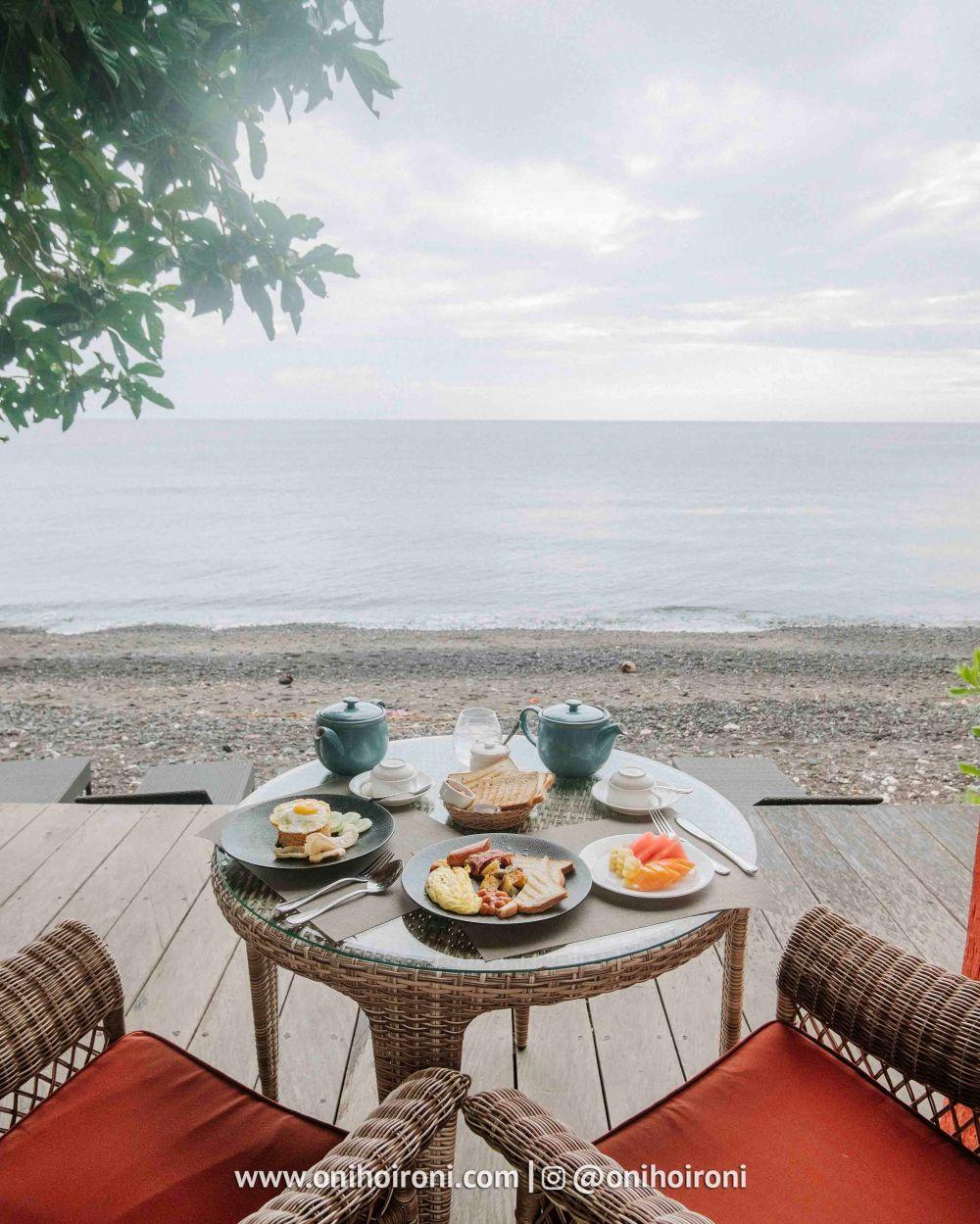 3 review Amed lodge by sudamala resort oni hoironi