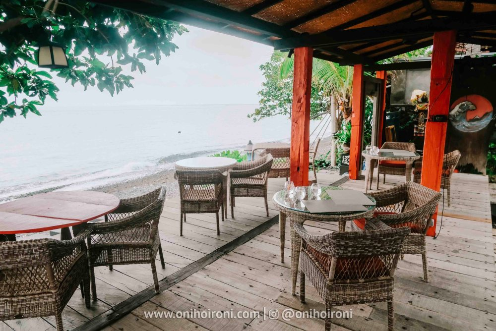 3q review Amed lodge by sudamala resort oni hoironi