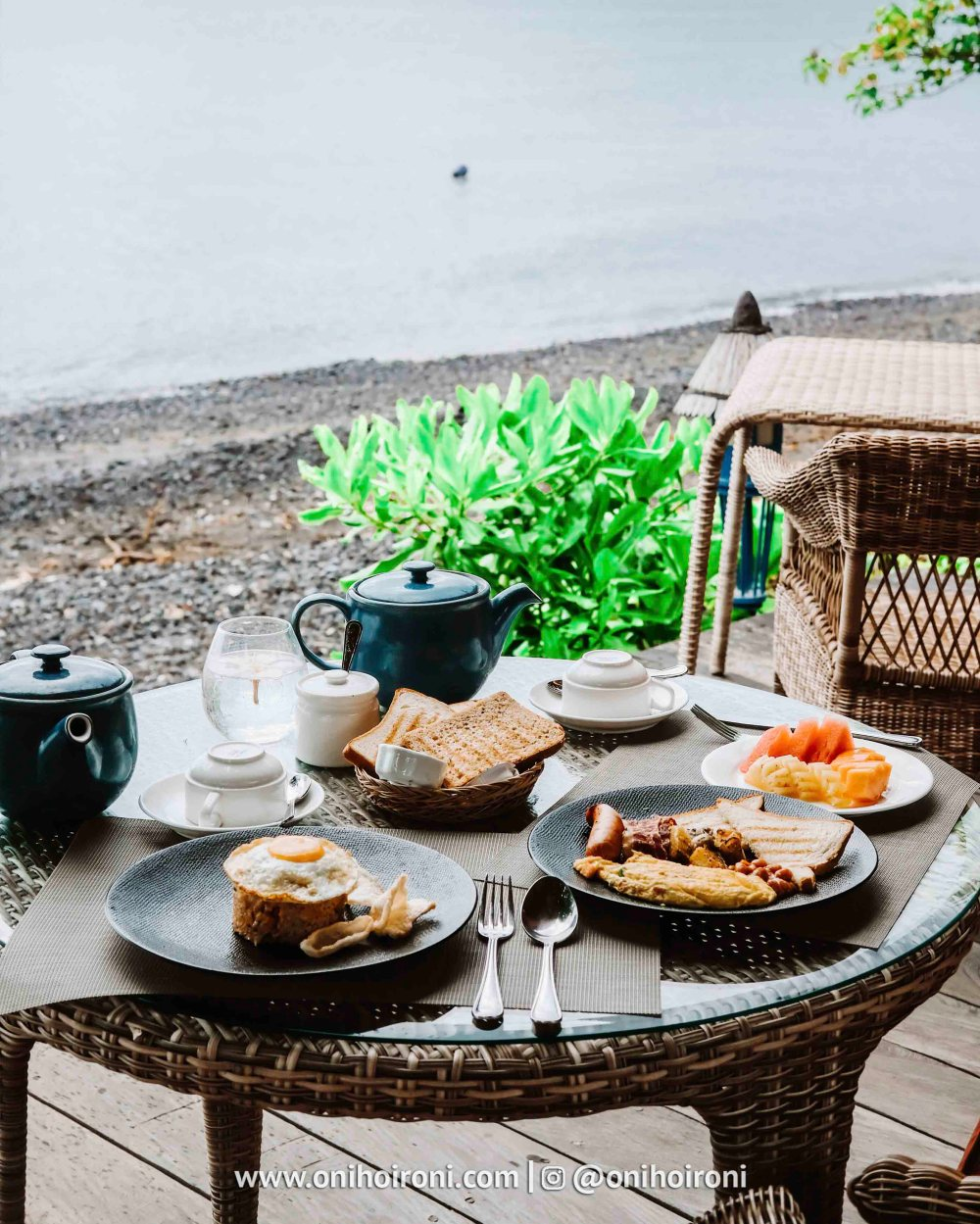 4 review Amed lodge by sudamala resort oni hoironi