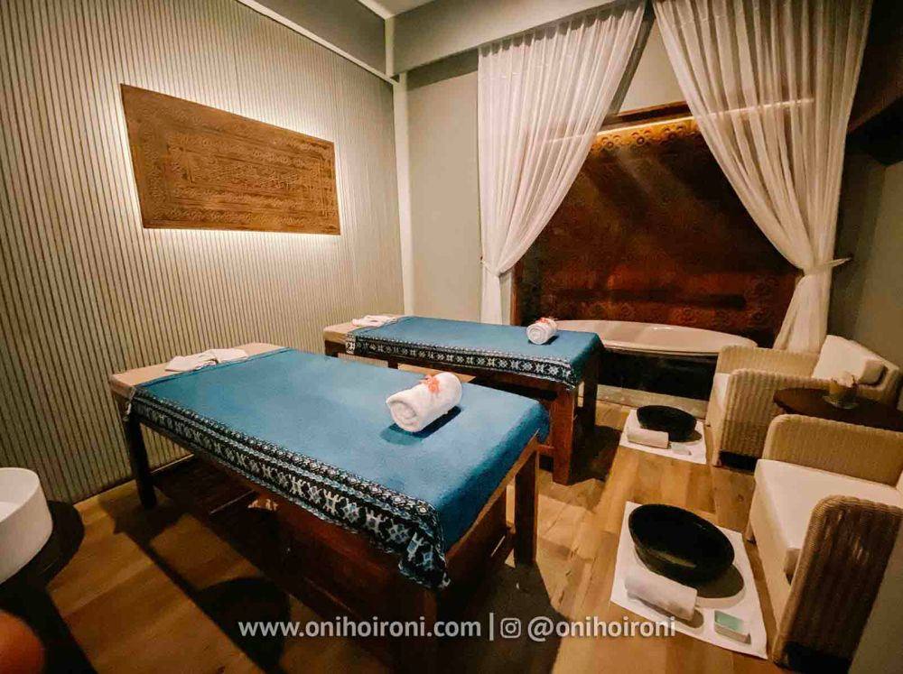 4 sundancer SPA review Wyndham Sundancer Resort Lombok onihoironi