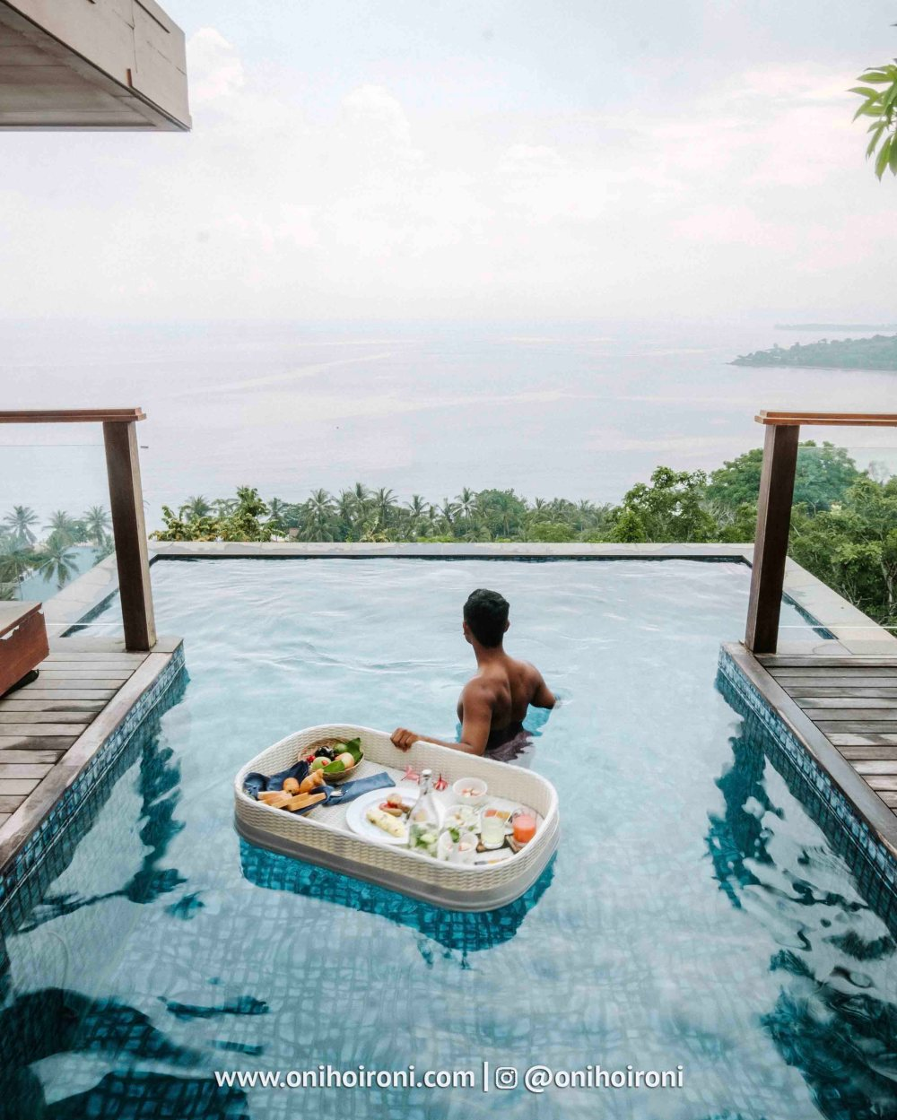 5 Private Villareview Wyndham Sundancer Resort Lombok onihoironi