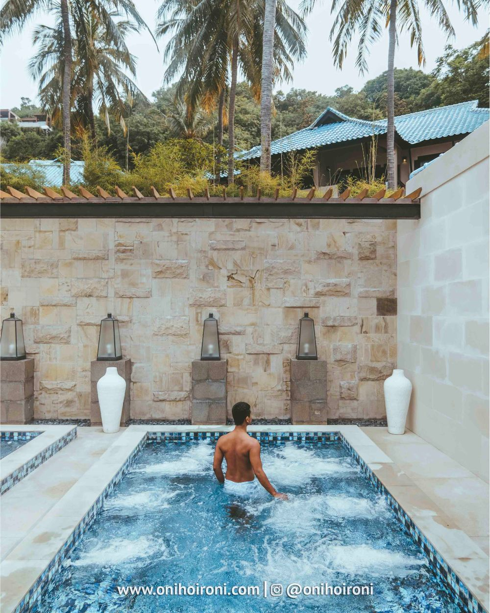 5 review Wyndham Sundancer Resort Lombok onihoironi