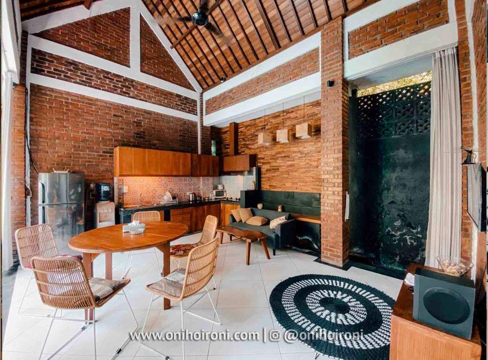 6 Chalet By Sabda Rekomendasi villa yang dekat dengan La Favela Oni Hoironi