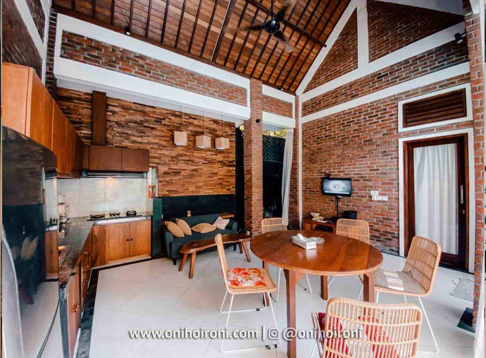 7 Chalet By Sabda Rekomendasi villa yang dekat dengan La Favela Oni Hoironi