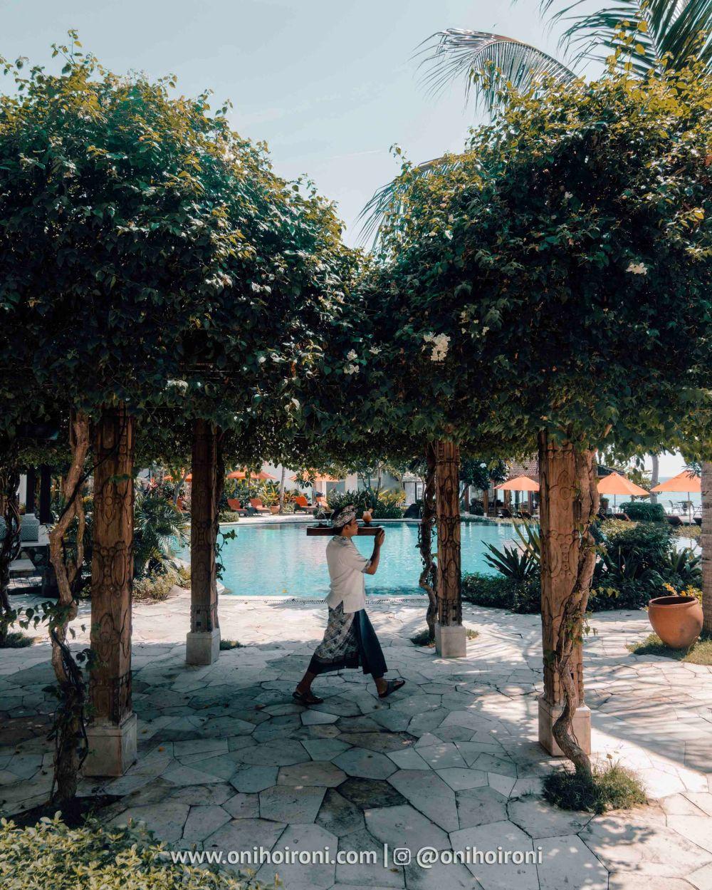 lah olah restaurant Sudamala Suites & Villas Senggigi, Lombok