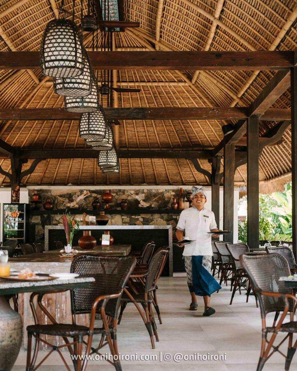 olah-olah resto 2 room Sudamala Suites & Villas Senggigi, Lombok